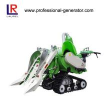 Mini Arroz / Trigo Combine Harvesting Machine, Harvester