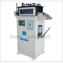 La máquina enderezadora se usa principalmente en materiales delgados