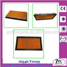 QR25 / VQ30 / J31 Maxima Peças de reposição Filtro de ar, unidade de tratamento de ar Filtro de ar 16546-V0193