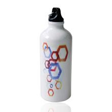 Сублимация спортивная бутылка алюминиевая бутылка воды 500 мл
