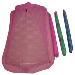 High quality polyester baby Umbrella Mosquito Net