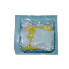 Saco de curativo descartável de sutura médica