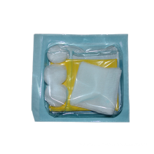 Одноразовый медицинский перевязочный мешок для наложения швов