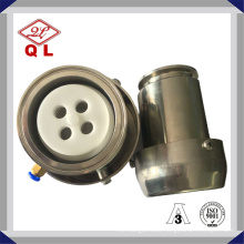 Stainless Steel Pressure Release Valve in Food Beverage Industry