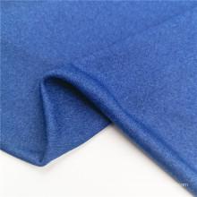 Tissu pour hommes en jersey de fil teint imperméable 100% polyester
