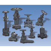 Válvula de aço forjado GGC