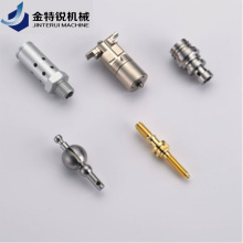 Electroplate nc machining communication parts
