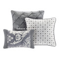 Madison Park Vienna Comforter Duvet Cover Printed Grey Bedding Set