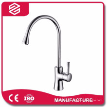brush nickel kitchen tap with cold and hot hose german kitchen taps