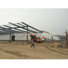Bâtiment préfabriqué en acier (SSW-202)