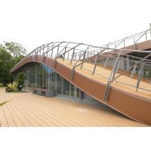Plancher en bois composite en bois d'Ocox (HO02515)