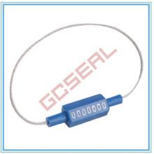 GCC1802 шестигранник кабель безопасности печать с фиксированной длиной