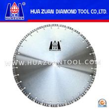 Hoja de sierra de soldadura láser Huazuan para asfalto de hormigón
