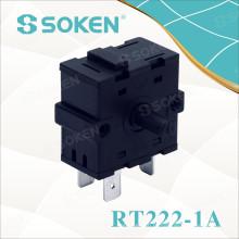 Posição do interruptor rotativo 2 de Soken