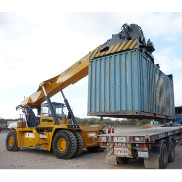 XCMG 45 tấn tiếp cận container container