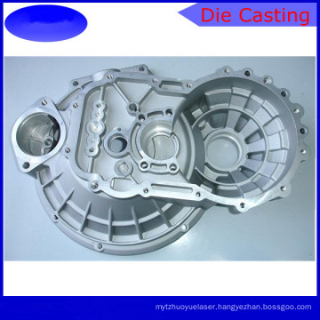 Zinc Alloys Gravity Die Cast Mold and Die Casting Process