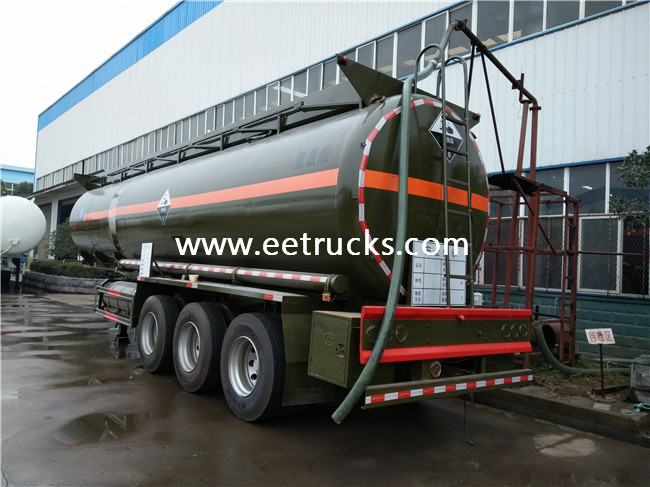 20 TON Sulfuric Acid Semi Trailers