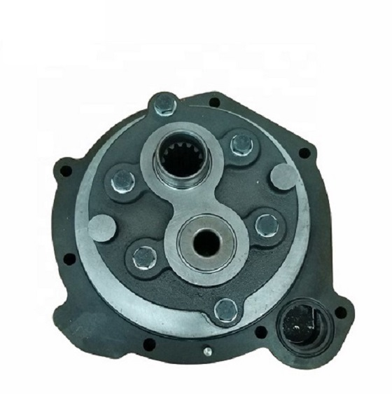 Gear pump of loader