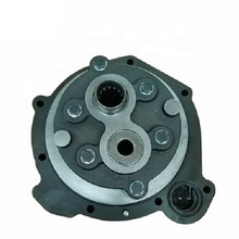Transmission gear pump of loader