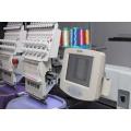 Tajima Style 2 Head Industrial Computerized Embroidery Machine Wy1202c