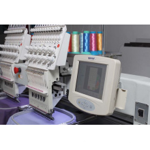 Machine de broderie informatisée industrielle principale de style de Tajima 2 Wy1202c