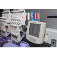 Máquina automatizada industrial principal Wy1202c do bordado do estilo 2 de Tajima