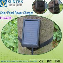 SunTek HC300 Cámara de caza panel solar exterior 6V
