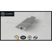Glt150 Aluminum Tile Edge External Trim Silver Anodised Matt