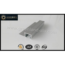 Glt150 Alumínio Tile Edge Edge Trim Anodizado prata Matt