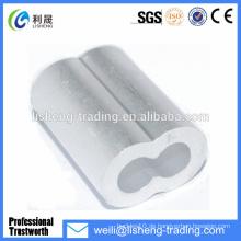 Hochwertige Aluminium Hourglass Ärmel Ferrules