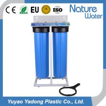 "2 Stufen 20 ""Big Blue Filter Gehäuse Wasser Filter System"