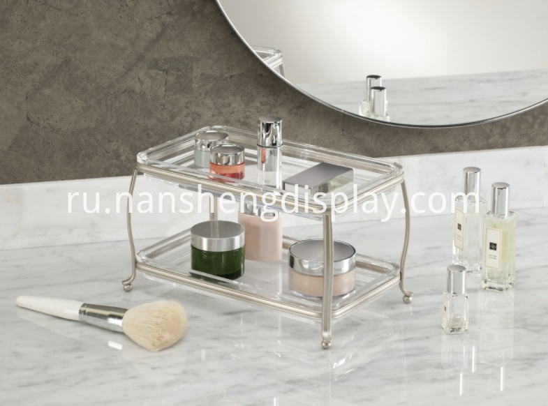 Organizer Tray for Bathroom Vanity Countertops