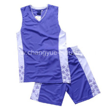 training sportswear for basketball with new design style