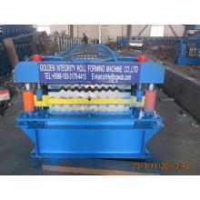 Dachblech-Plattenumformmaschinen Made in China