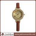Freizeit Damenuhr Leder Uhr Geschenk Uhr (RA1265)