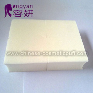 Non Latex Block Sponge