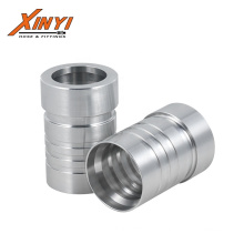 high quality wholesales Carbon Steel Interlock Ferrule for R13 Hose (P00621)