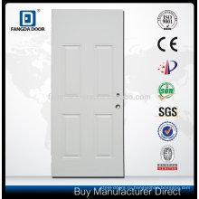 Фанда Texured 6 панели грунтованный белый композитный двери