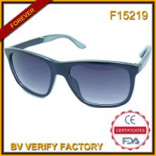 F15219 PC armação de óculos de sol polarizados