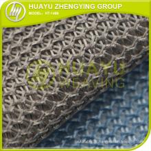Tissu en maille de chaussure en polyester HT-1486
