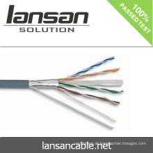 China Fabrik ul Liste cat6 Kabel mit bc Qualität / Verkabelung Lösungen / UL Genehmigung