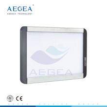 AG-KL001 Helligkeit einstellbare Hintergrundbeleuchtung LED-Quelle 80000 Arbeitsstunden medizinische zahnärztliche Beobachtung x ray Film Lampe Viewer