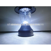 nickel-cadmium battery with handle led solar camping lantern lights