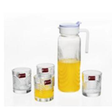 Jarra de vidro de alta qualidade utensílios de cozinha Kb-Jh06179