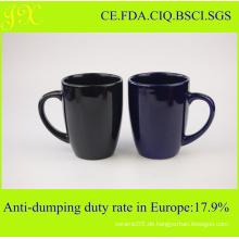 Werbeartikel Keramik Kaffeetassen, Kaffeetasse in Steinzeug