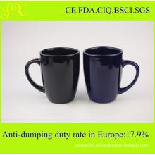 Copas de café de cerámica promocionales, taza de café en gres