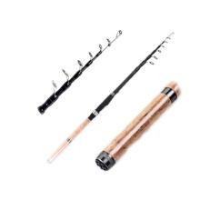 TSR010 10-30g nano canne à pêche carbone télé spin canne à pêche