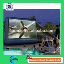 Tela de cinema inflável para venda