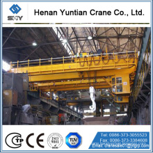 YZ heavy duty Ladle crane for Molten Metal Casting Workshop