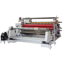 PVC Tarpaulin Roll Slitting Rewinding Machine